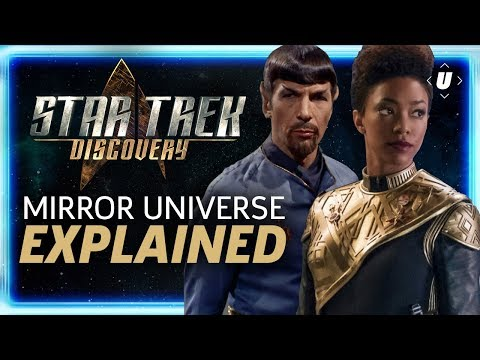 What The Hell Is The Mirror Universe? - Star Trek Discovery