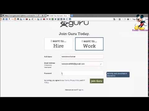 How to work online jobs & earn money in tamil - 2 of 4