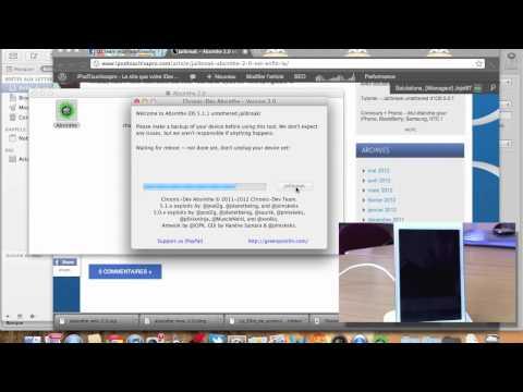 Jailbreak Untethered iOS 5.1.1 iPhone 4S/4/3GS, iPad 1/2/3, iPod Touch 3/4 Absinthe 2.0