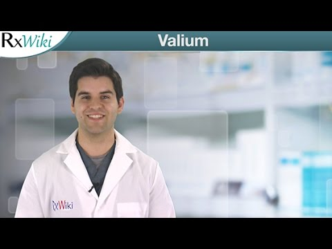 Valium To Treat Anxiety, Muscle Spasms, and Seizures - Overview