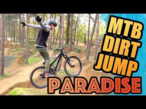 MTB DIRT JUMP PARADISE