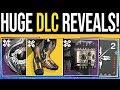 Destiny 2 NEW DLC LOOT amp EPIC CUTSCENE Exotics Vex Mods New Trailer Undying Season amp Much More