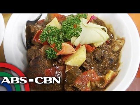 Beef Calderetang Batangas