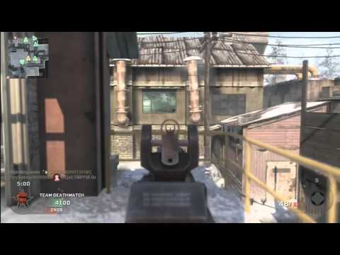 Black Ops - Concerning an incident... my opinions (G11 on WMD)