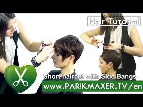 Best Short Hairstyles for Women. USA + Australian promo version. NEW