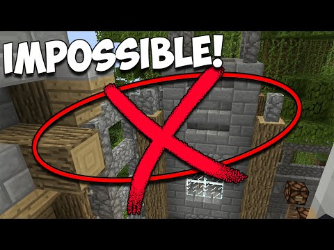 Minecraft Console: Turns Out It's Impossible! | Challenge Update: Escape the Lobby