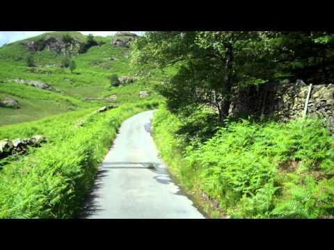 Part 5 Coniston to Windermere via Cumbria Way