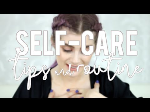 SELF-CARE TIPS & ROUTINE To Help Depression and Anxiety (with Fitatu app review)  | Raquel Mendes