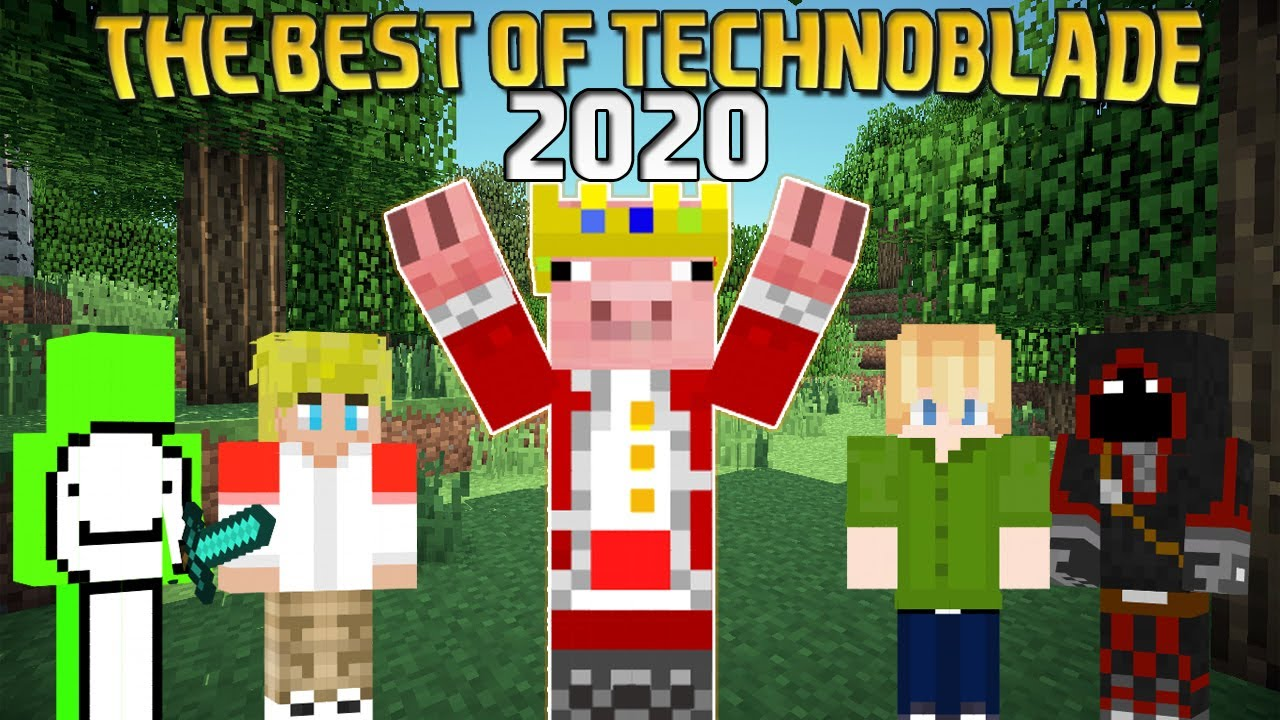 The BEST OF TECHNOBLADE (dream smp) 2020
