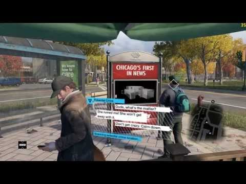 Upgraded Dell Optiplex 390 Nvidia 750 ti Watch Dogs Gameplay