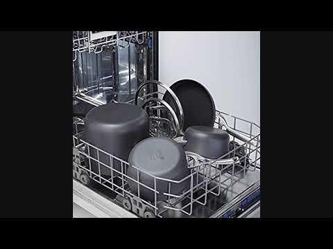 Calphalon Contemporary Hard-Anodized Aluminum Nonstick Cookware Set