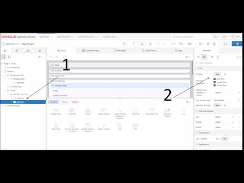 How to Make interactive Grid editable in oracle apex 5 1