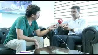 Başkan Av. Hikmet Delebe Ulusal Tv Röportajı
