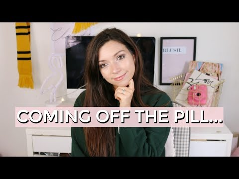 COMING OFF THE PILL I Dizzybrunette3