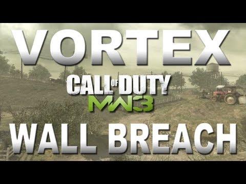 Modern Warfare 3: Vortex Wallbreach