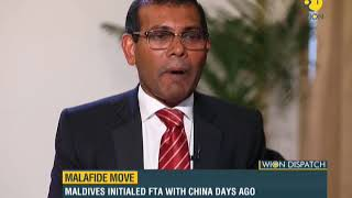 WION Dispatch: India-Maldives relations at their lowest