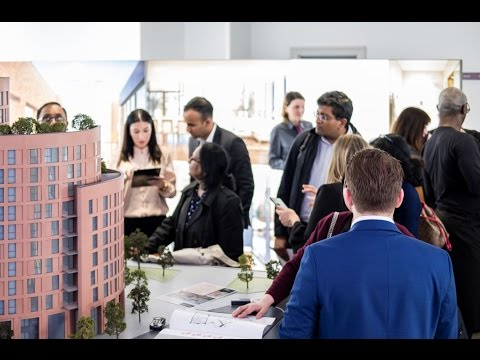 Galliard Homes Launch - Orchard Wharf, London Docklands