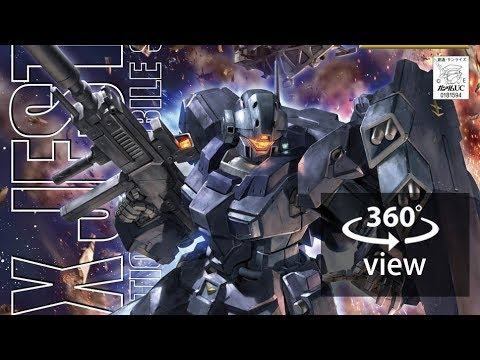 [360°Degree] MG 1/100 Jesta