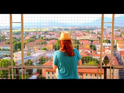 Italy Day 4 | Venice to Florence | Lucca, Pisa and some Barfing