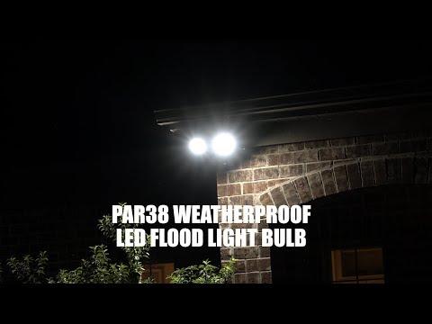 PAR38 Weatherproof LED Bulb