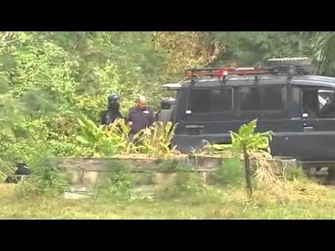 Police on alert on Christmas Island
