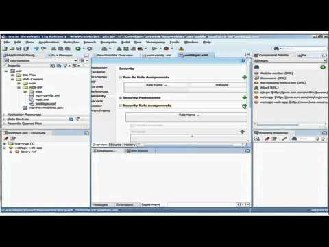 WCM: Deploy a new site with Oracle Site Studio for External Applications