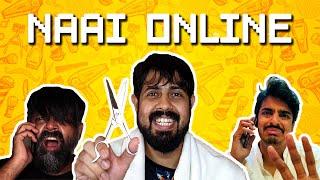 Naai Online   Bekaar FIlms   Comedy Skit