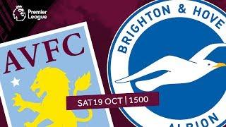 Aston Villa 2-1 Brighton | Extended highlights