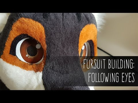 Fursuit Building: Following Eyes Tutorial