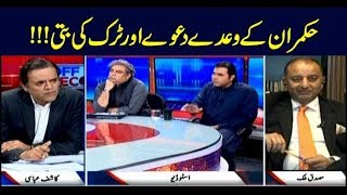 Off The Record | Kashif Abbasi | ARYNews | 10 April 2019