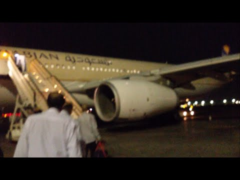 Saudi Airlines Flight Review: Airbus A330-300 Jeddah to Hyderabad via Dammam SV756