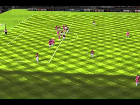 FIFA 14 iPhone/iPad - oussamagooner vs. Sp. Charleroi
