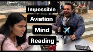 An Impossible Aviation Trick ft. Flying Beast | Karan Singh Magic