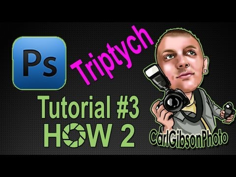 How To Create A Triptych Image - HD Photoshop Tutorial