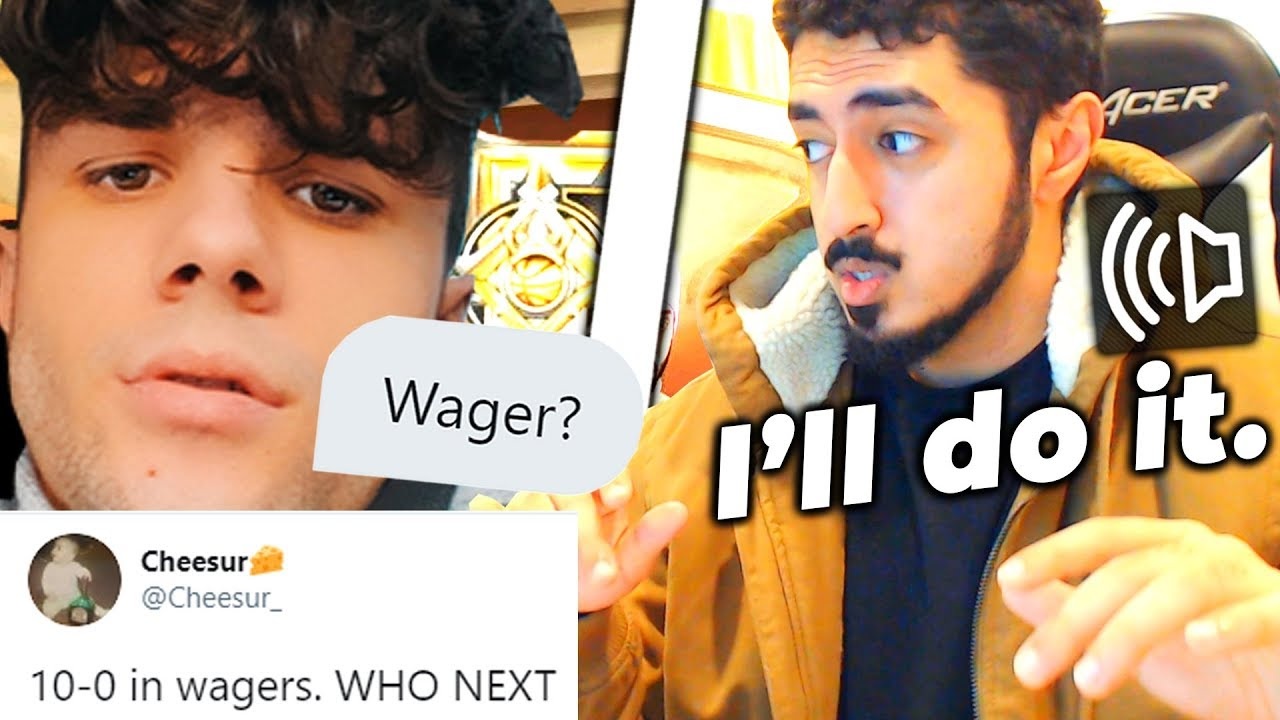 Cheesur challenged me for $1000, and I accepted (NBA 2K20)