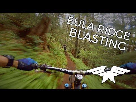 Eula Ridge Singletrack Bliss - Oakridge, Oregon MTB
