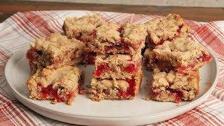 Breakfast Cranberry Oatmeal Bars   Ep. 1303