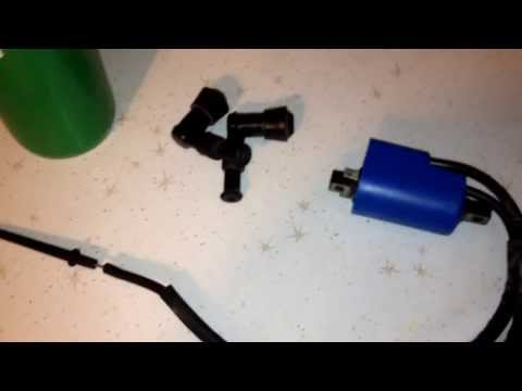 Ignition coil testing