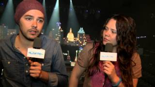 Jesse and Joy - English Interview - ACL TV 2013