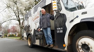 Coronavirus pandemic spurs return of the milkman