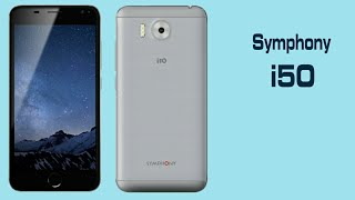 Symphony i50 bd smart phone Review