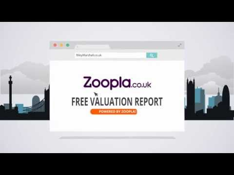 Free Property Valuation Report from Riley Marshall Estate Agents