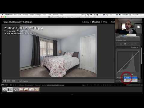 Real Estate Photography - Blending Flash and Ambient Images in Photoshop