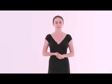 How to Do an Arabesque   Ballet Dance