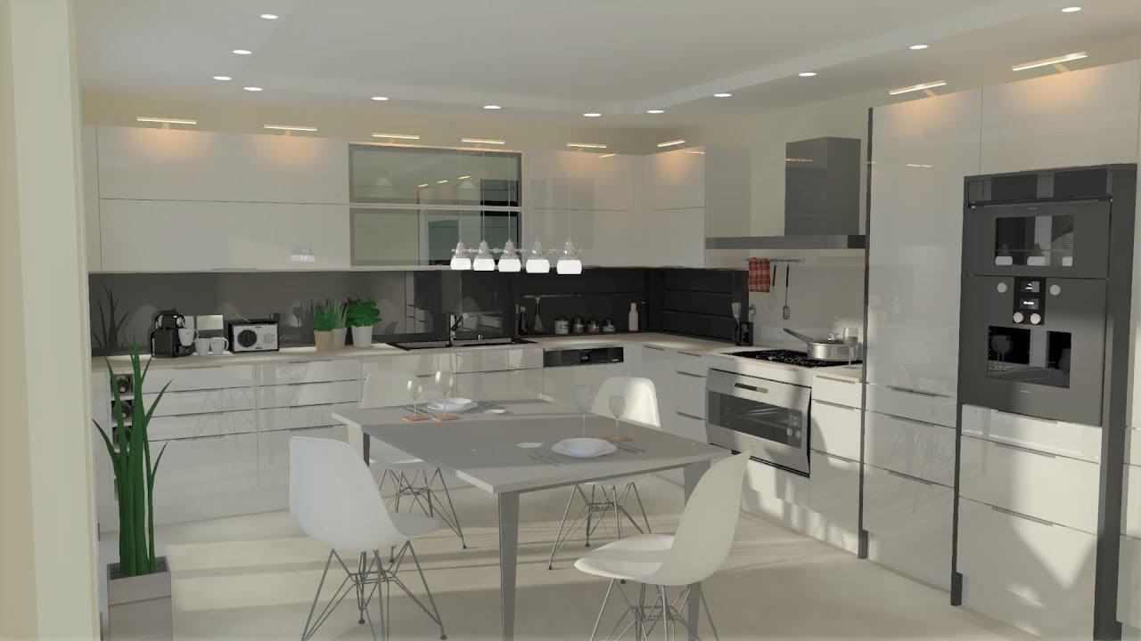 imos iX - Kitchen Start to finish