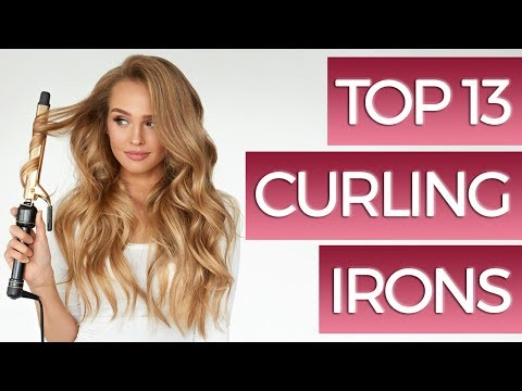 13 Best Curling Irons 2018