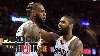 LeBron James Cause Of Kyrie Irving