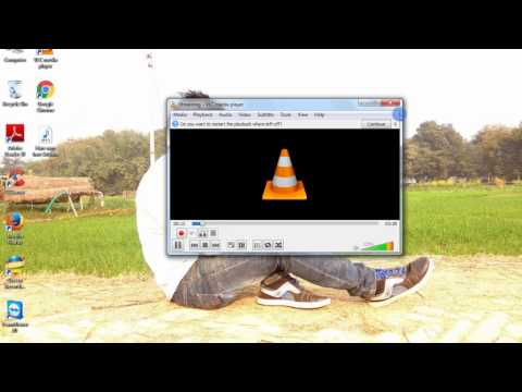 How to Convert Video to Mp3 In VLC Player krishna chauhan