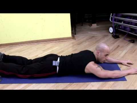 Exercising & Reducing Pain : Lower Back Muscle Exercises for Pain