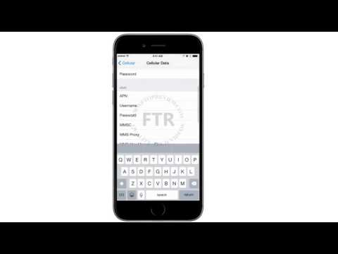 Idea 3G APN Settings for iPhone India | Network Settings | ios | Settings | Tutorial